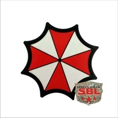 Funny Patch Emborrachado Umbrella Corporation Logo