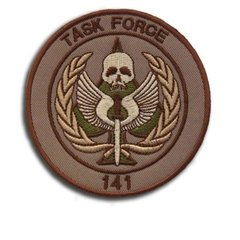 Funny Patch TASK FORCE - MILITARIA SBL