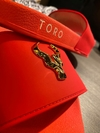 Slide Toro Red/Gold