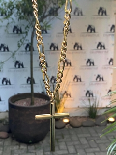 CRUCIFIXO DIO MARTINELI GOLD - Califorstyle