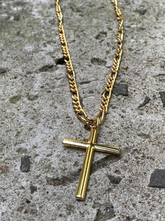 CRUCIFIXO DIO MARTINELI GOLD