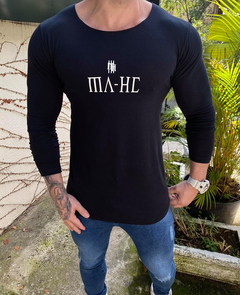 Camiseta Long Slim
