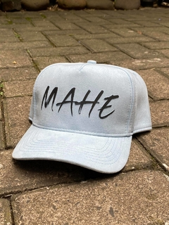 BONÉ MAHE  Suede Clear - Califorstyle