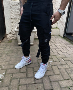 Calça Jogger Black - Califorstyle