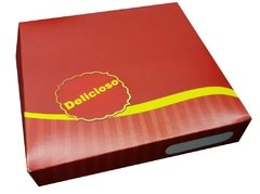 3000 Embalagem Delivery Mini Pizza / Waffle / Crepe Frances / Tapioca - Personalizado