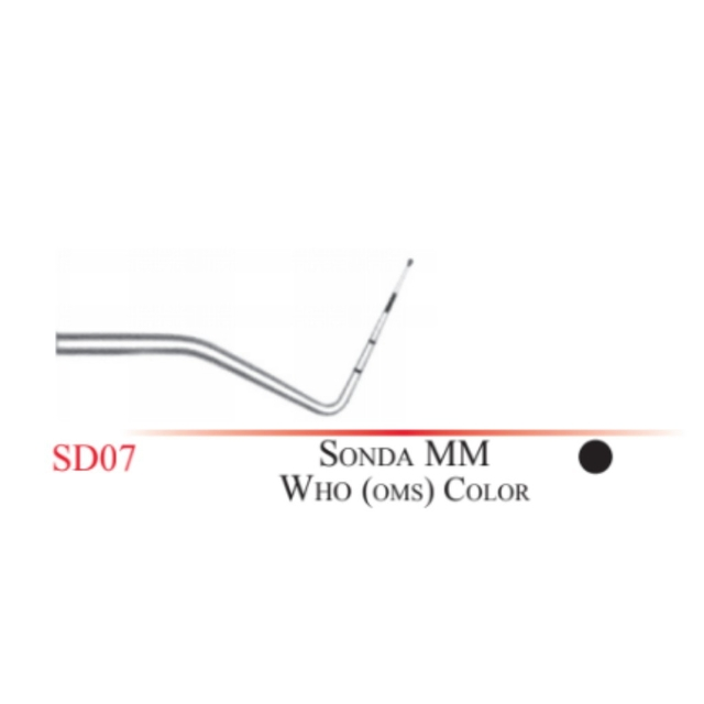 Sonda MM Who Color SD07 | Trinity