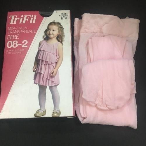 a517f6253 Meia-calça Bebê Trifil Fio 20. 0% OFF. 1