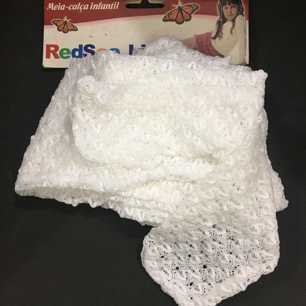 69dd90fc1 Meia-calça Renda Bebê RedSea Kids - Dona Amélia