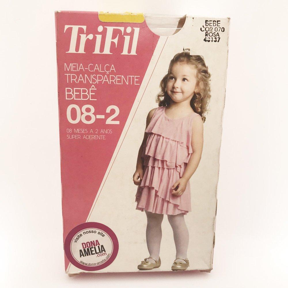 3fb2d39cb Meia-calça Bebê Trifil - Comprar em Dona Amélia