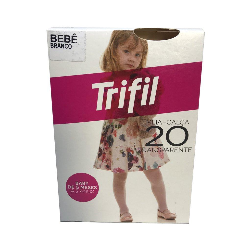 64b5b636d Meia-calça Bebê Trifil - Comprar em Dona Amélia