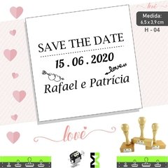 Carimbo Save the Date 03 - Casamento - H 04