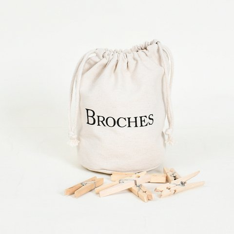 Bolsa  broches MR63 - comprar online