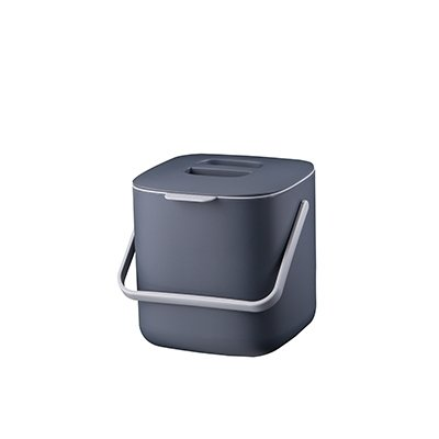 FOOD WASTE BIN 271516 grafito - comprar online