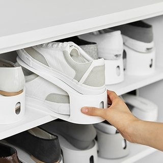 SHOE HOLDER 271179 blanco