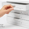 FILE CABINET WHITE  4 DRAWERS 271494 en internet