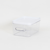 Compact M  medium 108290 base clear / tapa blanca - comprar online