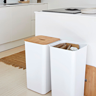 Smart Store Collect White Contenedor 48 L  309110