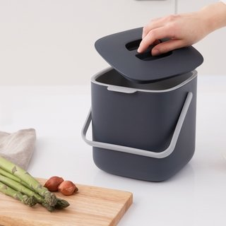 FOOD WASTE BIN 271516 grafito
