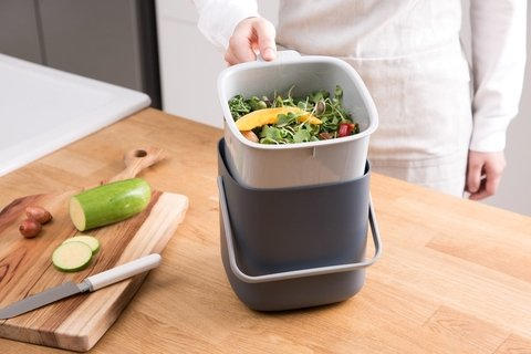 FOOD WASTE BIN 271516 grafito en internet