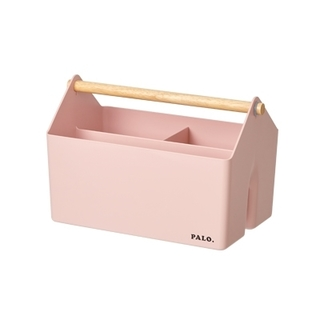 Organizador PALO WOODEN HANDLE  Pink 271410