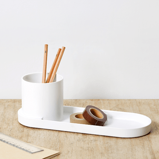 Organizador HOLDER TRAY   blanco 271413
