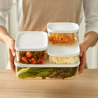 FOOD CONTAINER blanco size 7  / 1600 ml / 271235