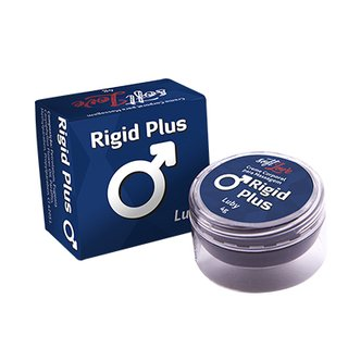 LUBY RIGID PLUS - Soft Love