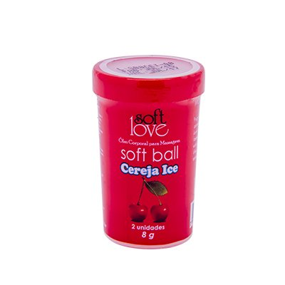 Bolinhas Soft Ball Aromas - Soft Love