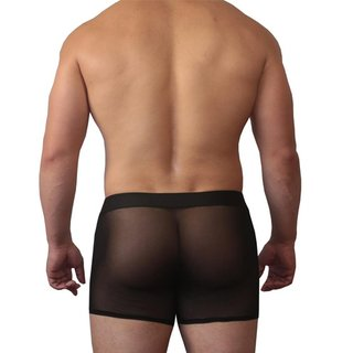 CUECA BOXER TRANSPARENTE - HOT DOT