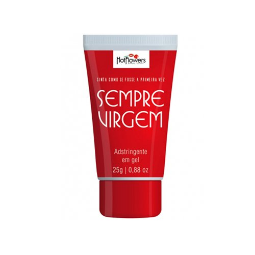 Gel Sempre Virgem - Hot Flowers