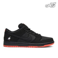 Jeff Staple x Dunk Low Pro SB 'Black Pigeon' en internet