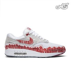 Air Max 1 'Sketch To Shelf - University Red' - comprar online