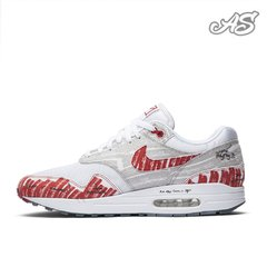 Air Max 1 'Sketch To Shelf - University Red' en internet