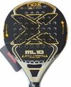 Paleta Paddle Padel Nox Ml 10 Foam Full Carbon + Grip + Prot
