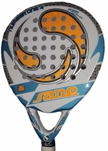 Paleta Padel Sane Number One Foam + Grip + Protector