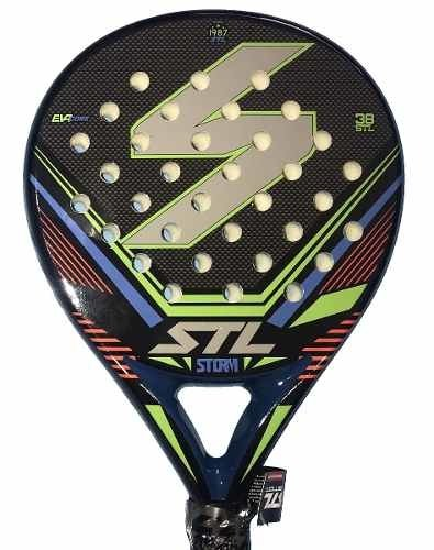 Paleta Padel Paddle Steel Custom Storm