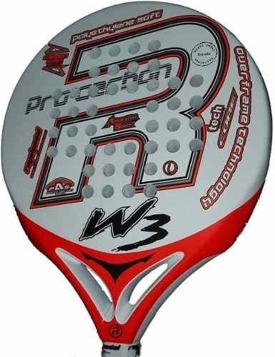 Paleta Royal Padel Whip 3 W3 + Funda + Grip + Protec