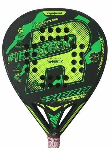 Paleta Paddle Royal Padel Tigra + Funda + Grip + Protector