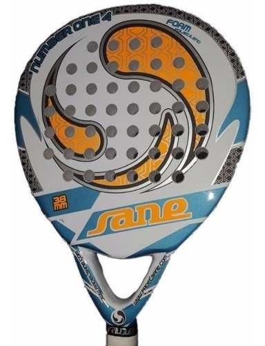 Paleta Paddle Padel Sane Number One Foam + Grip + Protector