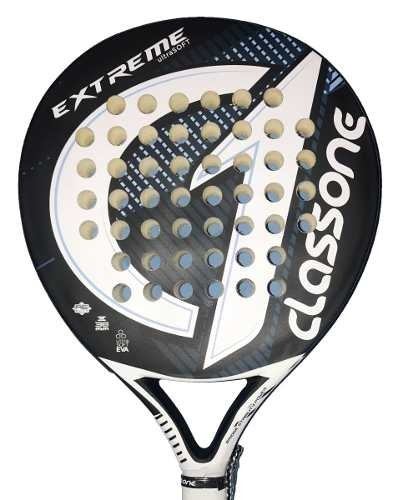 Paleta Padel Paddle Extreme Ultra Soft + Funda + Grip + Prot