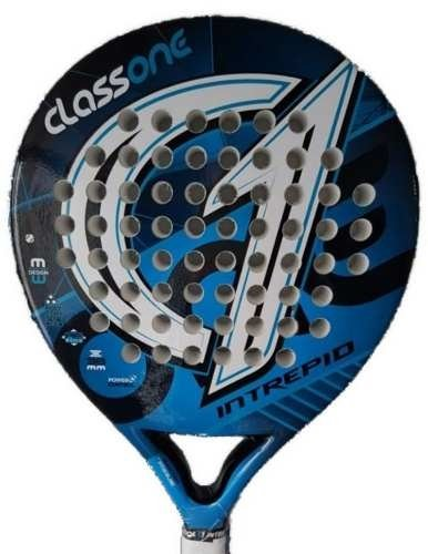 Paleta Padel Class One Intrepid + Grip + Protector