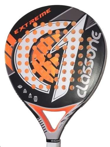 Paleta Paddle Padel Class One Extreme + Grip + Prot