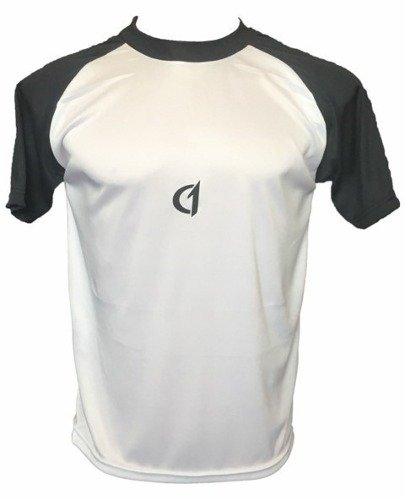 Remera Class One Dry Fit Teamtenis Futbol Padel Bla - Az