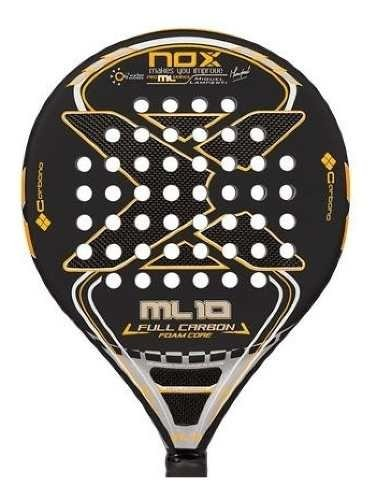 Paleta Padel Paddle Nox  Full Carbon Foam + Regalos!