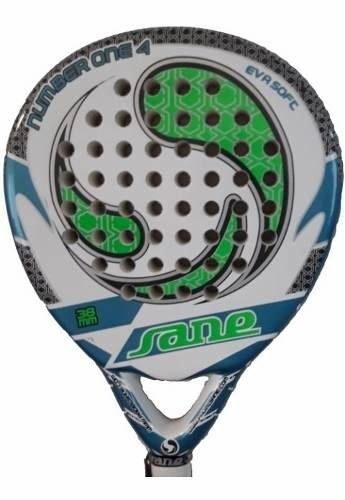 Paleta Paddle Padel Sane Number 4 One  +  Regalos!