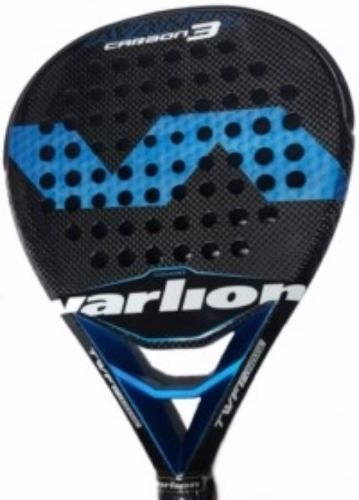 Paleta Paddle Padel Varlion Avant Hexagon Carbon 3