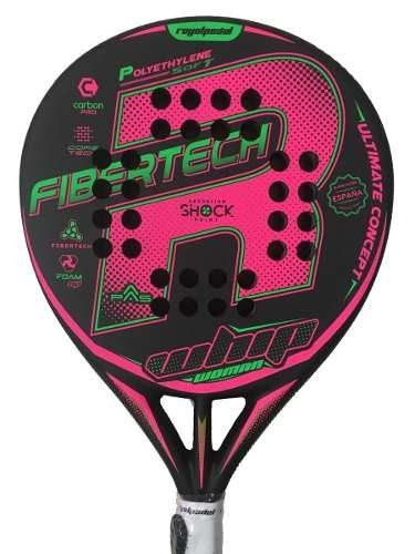 Paleta Paddle Royal Padel Whip Foam Woman + Funda + Grip