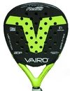 Paleta Padel Paddle Vairo 6.3 Tour + Funda + Grip + Prot
