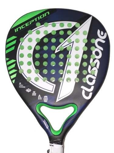 Paleta Padel Paddle Class One Inception + Grip + Protector