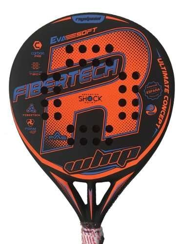 Paletas Paddle Royal Padel Whip Eva + Grip + Protector